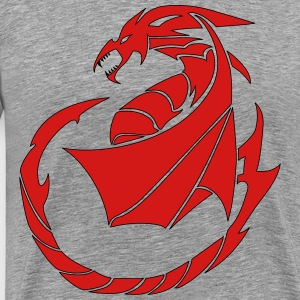 Dragon Keeper - Men's Premium T-Shirt