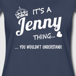 It's a Jenny thing - Women's Premium T-Shirt