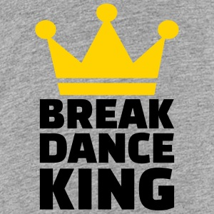 Breakdance King Kids' Shirts - Kids' Premium T-Shirt