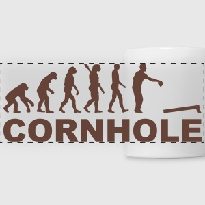 Evolution Cornhole Mugs & Drinkware - Panoramic Mug