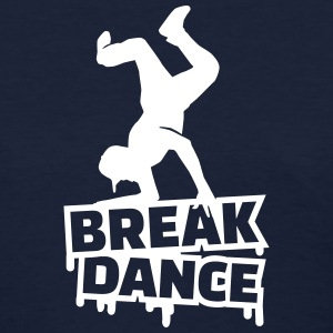 Breakdance Women's T-Shirts - Women's T-Shirt