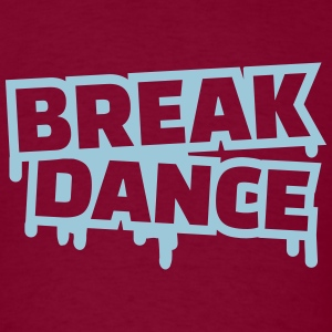 Breakdance T-Shirts - Men's T-Shirt