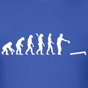 Evolution Cornhole T-Shirts - Men's T-Shirt