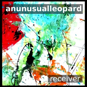Receiver Front Cover Art Painting by dmcq