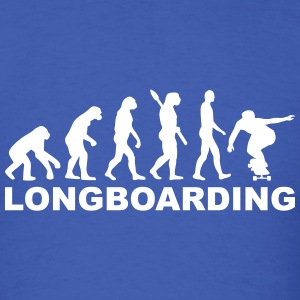 Evolution Longboarding T-Shirts - Men's T-Shirt