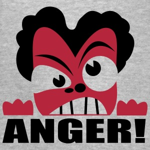 anger - Women's T-Shirt