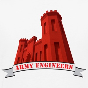 Army Engineers T-Shirts - Men's Premium T-Shirt