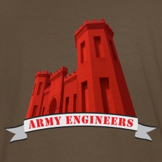 Army Engineers T-Shirts