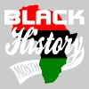 Black History Month Long Sleeve Shirts - Crewneck Sweatshirt