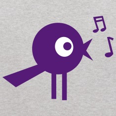 singing bird Sweatshirts