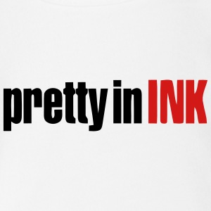 PRETTY IN INK Baby Bodysuits - Short Sleeve Baby Bodysuit