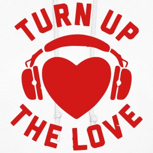 TURN UP THE LOVE Hoodies - Women's Hoodie