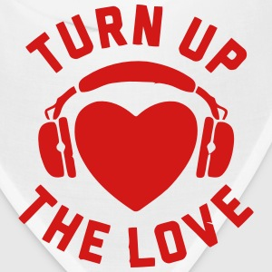 TURN UP THE LOVE Caps - Bandana
