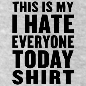 THIS IS MY I HATE EVERYONE TODAY SHIRT Bottoms - Leggings by American Apparel