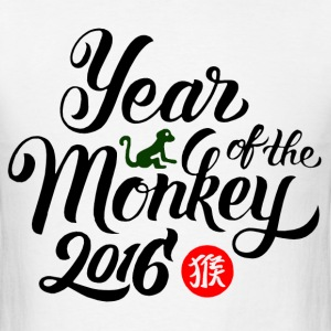Year of the Monkey - Men's T-Shirt