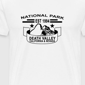 national_death_valley_california_nevada - Men's Premium T-Shirt