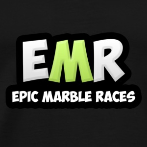 Epic Marble Races Black - Men's Premium T-Shirt