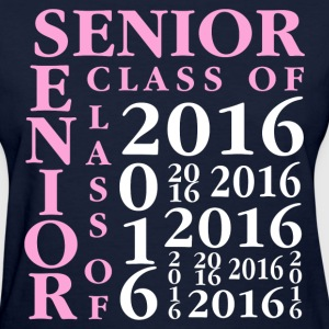 Senior Class Of 2016 Women's T-Shirts - Women's T-Shirt