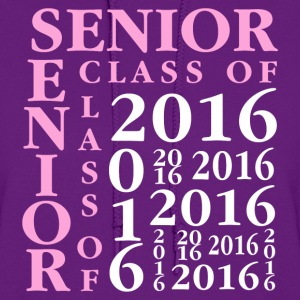 Senior Class Of 2016 Hoodies - Women's Hoodie