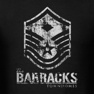 Barracks Town Home - Men's T-Shirt