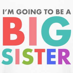 I'm Going To Be a Big Sis Kids' Shirts - Kids' Long Sleeve T-Shirt
