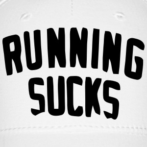 RUNNING SUCKS Caps - Baseball Cap