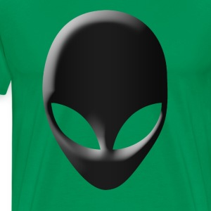 alien black - Men's Premium T-Shirt