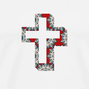 Cross Trendy T-Shirts - Men's Premium T-Shirt