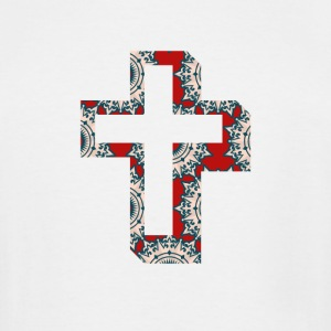Cross Trendy T-Shirts - Men's Tall T-Shirt