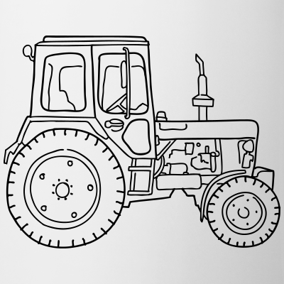 vehicles wheeler tractor