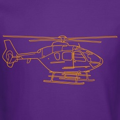 Helicopter Long Sleeve Shirts