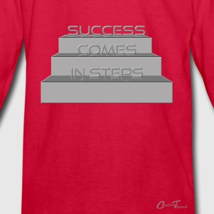 Success Kids' Shirts - Kids' Long Sleeve T-Shirt