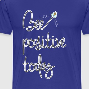 Bee Positive Bright - Men's Premium T-Shirt