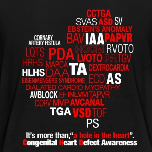 Kids CHD Awareness - Kids' Premium T-Shirt