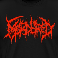 Murdered Logo T-Shirts