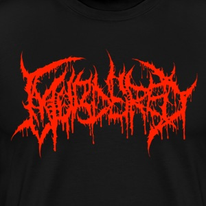 Murdered Logo T-Shirts - Men's Premium T-Shirt