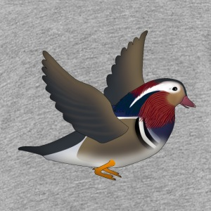 mandarin duck fly Baby & Toddler Shirts - Toddler Premium T-Shirt
