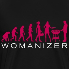 Evolution Ladies BBQWomanizer 2C T-Shirts