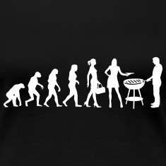 Evolution Ladies Grill Women's T-Shirts