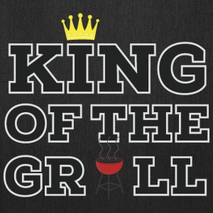 King of the grill Bags & backpacks - Tote Bag