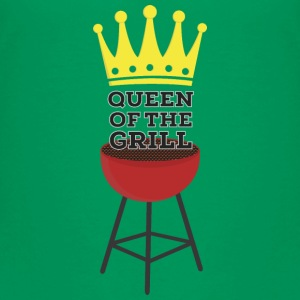 Queen of the grill Baby & Toddler Shirts - Toddler Premium T-Shirt