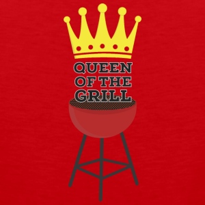 Queen of the grill Sportswear - Men's Premium Tank