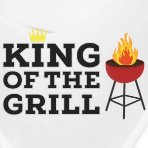 King of the grill Caps - Bandana