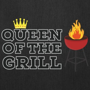 Queen of the grill Bags & backpacks - Tote Bag