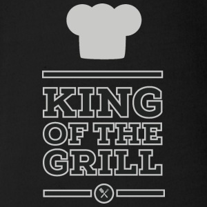 King of the grill Baby Bodysuits - Short Sleeve Baby Bodysuit