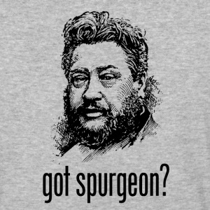 got spurgeon? - Baseball T-Shirt
