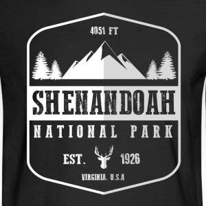 Shenandoah National Park Long Sleeve Shirts - Men's Long Sleeve T-Shirt