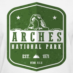 Arches National park Women's T-Shirts - Women's T-Shirt