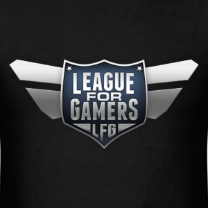 League For Gamers - Men's T-Shirt