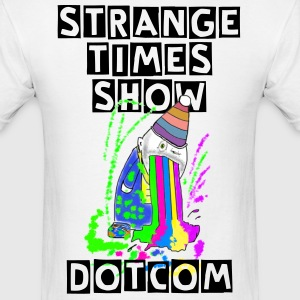 Strange Times Show Clown - Men's T-Shirt